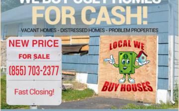 We Buy Homes As Is